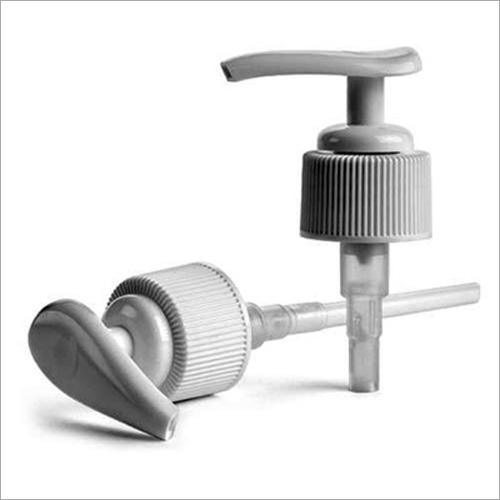Plastic Lotion Push Dispenser Pump