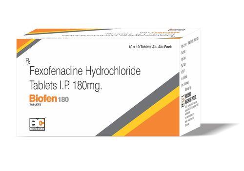 Fexofenadine Hydrochloride Tablet