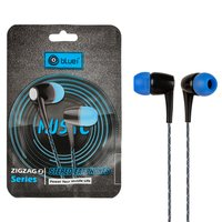 Bluei Zig- Zag 2  3.5mm Jack Superior Sound Stereo Earphone