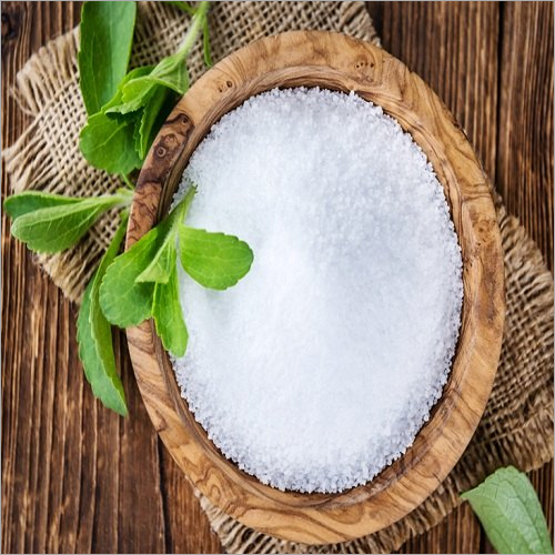 White Xylitol Powder