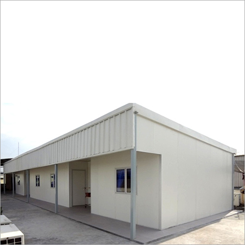 Relocatable Site Office Building