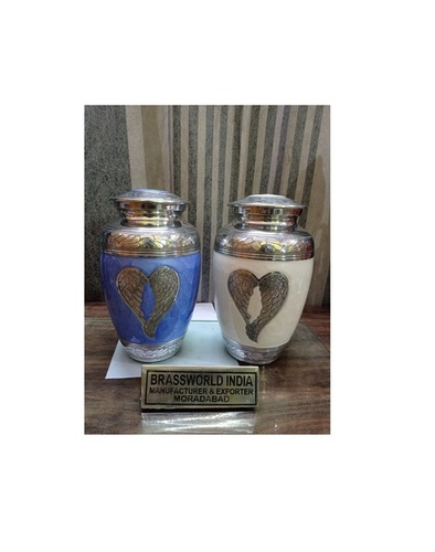 Brass Wings Cremation Urn For Ashes Funeral