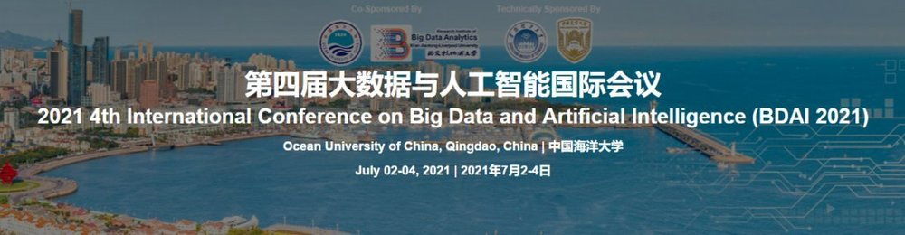 2021 4th International Conference on Big Data and Artificial Intelligence (BDAI 2021)