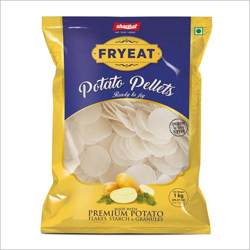 1 Kg Fry Eat Potato Pellets