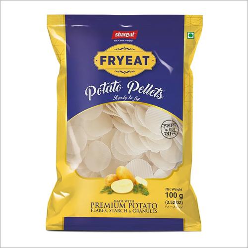 100 gm Fry Eat Potato Pellets