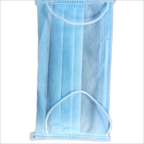 Nonwoven 3 ply Disposable Mask