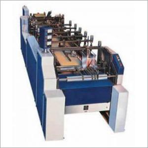 Automatic Carton Folding & Pasting Machine