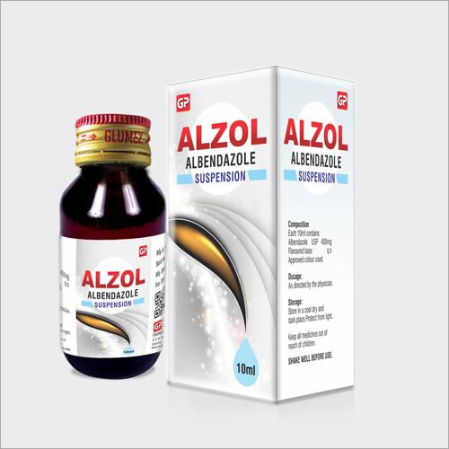 10 ml Albendazole Syrup