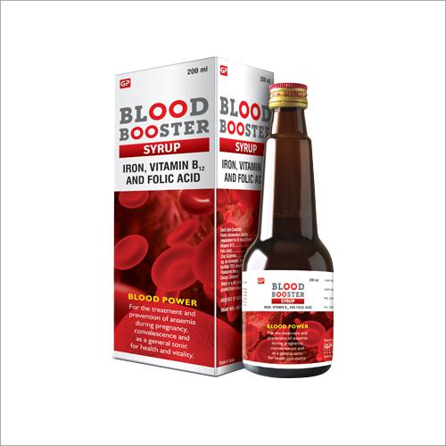 200 ml Iron Vitamin B12 And Folic Acid Syrup