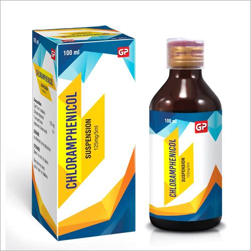 Chloramphenicol Suspension