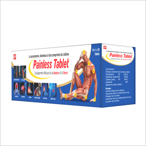 Painless Tablets