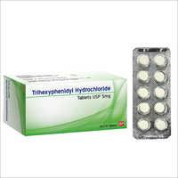 Trihexyphenidyl Hydrochloride Tablets