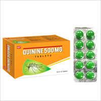 Quinine 500 mg Tablets