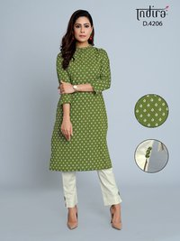 Pure 60s Cambric Cotton Kurti