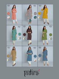 Pure 60s Cambric Cotton Kurti