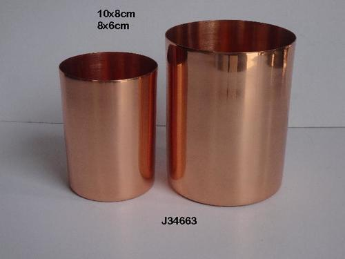 Brass and Copper vessels
