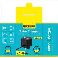 2.4Amp Turbo Mobile Charger