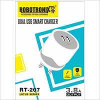 Dual USB Smart Charger