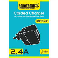 2.4 A Corded Charger