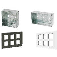 Mounting Boxes & Grid Frames