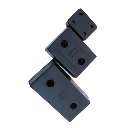 Dock Leveller Rubber Bumper