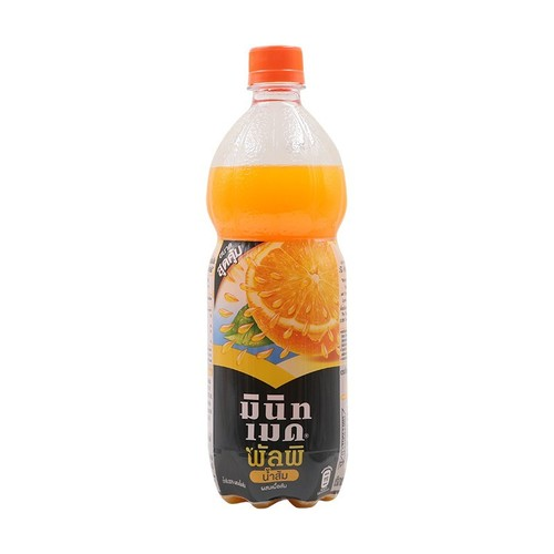 Minute Maid Pulpy 20% Orange Juice with Orange Pulp