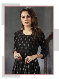 Flair Long Kurti