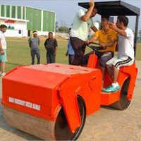 Diesel Cricket Pitch Roller 1.5 Ton