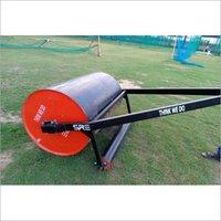 Manual Cricket Pitch Roller - 500 kg