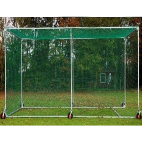 Movable Cricket Practice Nets 40ft x 10ft x 10ft