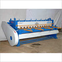 Heavy Duty Shearing Machine