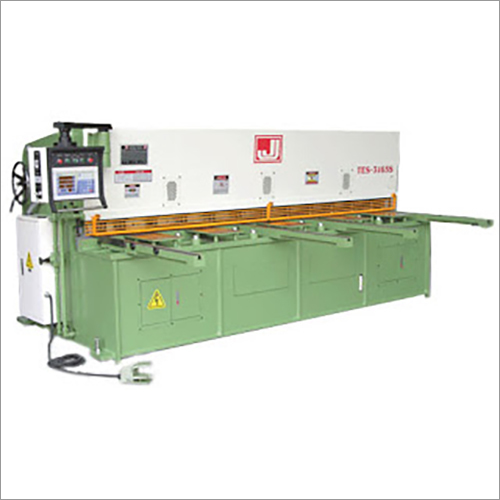 Fix Rake Angle Hydraulic Shearing Machine