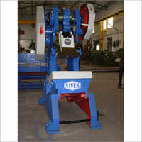 Vertical Shearing Machine