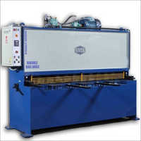Variable Rack Angle Hydraulic Shearing Machine
