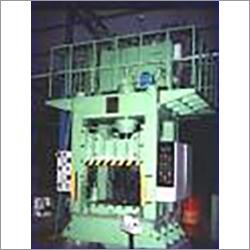 C Frame Hydraulic Power Press
