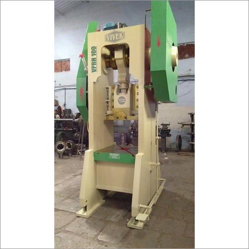 H-Frame Pillar Type Power Press