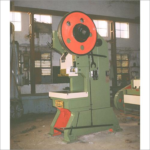 Single Gear Power Press