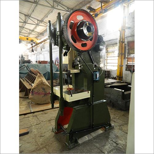 Power Press With Tie Rod