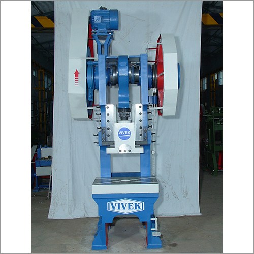 Automatic Gap Frame Power Press
