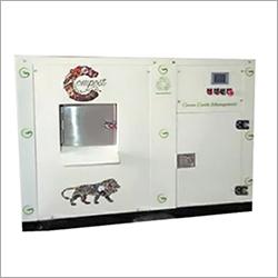 Automatic Organic Waste Composting Machine