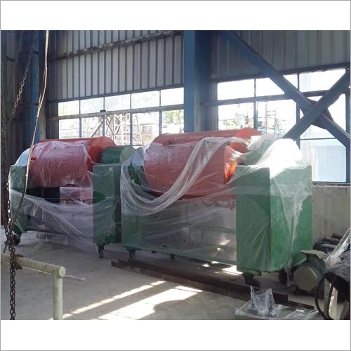 Industrial Organic Composting Tumbler System