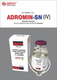 (Nutritive Infusion) Pure Crystalline Amino Acids IV. Infusion