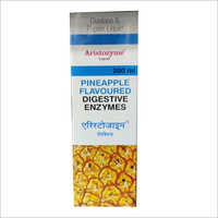 200 ml Pineapple Flavoured Enzymes Syrup