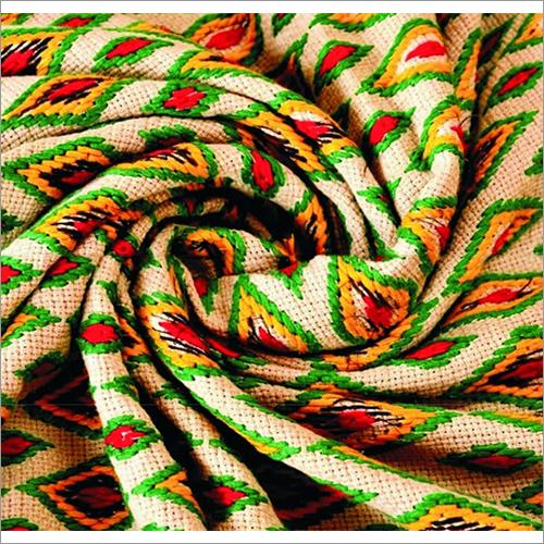Printed Cotton Fabric 170 GSM