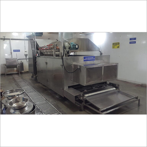 Roller Type Chapati Machine
