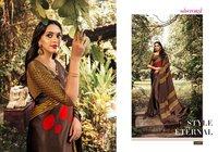 Ladies Satin Saree