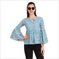 Ladies Printed Top