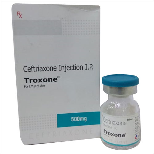 Ceftriaxone Injection I P