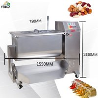 Beans Flour Powder Mixing Machine