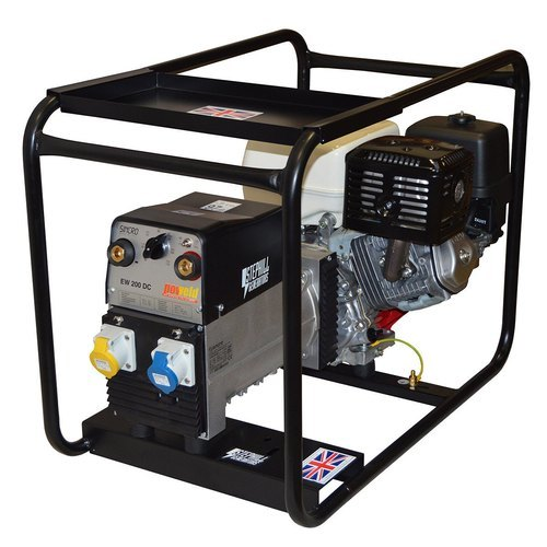 Honda Gx270 Welding Generator With 4kva Power Output